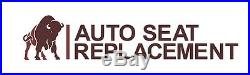 2003-2006 Avalanche Silverado-Sierra Rear seat 60/40 Bench Bottom Seat Cover