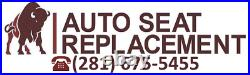 2003-2006 GMC Yukon Sierra Second Row 60/40 Bench Bottom Seat Cover Light tan