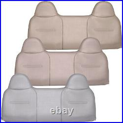 2003-2007 Ford F250, F350 Super Duty XL Work Truck Bench Top Vinyl Seat Cover