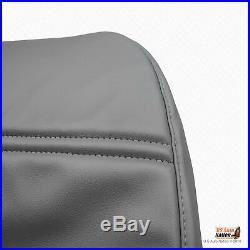 2004 2005 Ford F250 F350 XL Bottom Bench Replacement Vinyl Seat Cover Gray