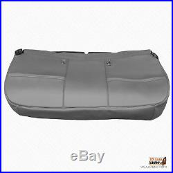 2005 2006 Ford F250 F350 XL Bottom bench Vinyl Replacement Seat Cover Gray