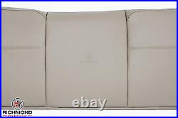 2008-2010 Ford F250 F350 F450 XL -Bottom Bench Seat Replacement Vinyl Cover Tan