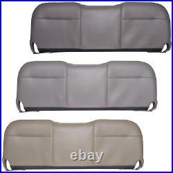 2008-2010 Ford F250 F350 Super Duty XL Work Truck Bench Bottom Vinyl Seat Cover