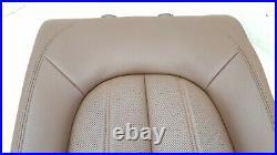 2012-2017 Audi A6 C7 Left Driver Rear Upper Seat Cushion Oem