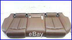 2012-2017 Audi A6 C7 Rear Lower Seat Cushion Bench Oem