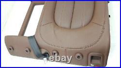 2012-2017 Audi A6 C7 Right Passenger Rear Upper Seat Cushion Oem