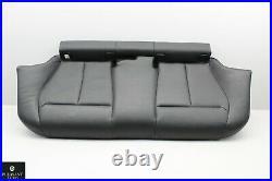 2012-2018 Bmw 328i Rear Seat Bench Cushion Black Oem