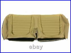 2013-2015 Volkswagen Beetle Rear Seat Bench Cushion Cover 5C3885405AAICG