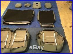 2013-2017 Dodge Ram 2500 3500 Rear Bench Seat Cover Oem Clotch 14 15 16 Factory