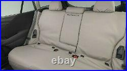 2020 Subaru OUTBACK Rear Bench Seat Cover NEW F411SAN000 Genuine OEM CUSTOM FIT