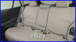 2020 Subaru OUTBACK Rear Bench Seat Cover NEW F411SAN000 Genuine OEM CUSTOM FIT