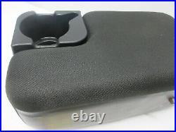 2 Bolt Ford Ranger Mazda B Series Center Console Arm Rest Cup Holder Black