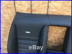 55k Mercedes W216 S600 Cl550 Cl63 Rear Amg Upper Leather Seat Cushion Cover Oem