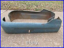56 1956 Ford Fairlane 500 Sunliner FRONT BENCH SEAT SKIRT track cover PAIR