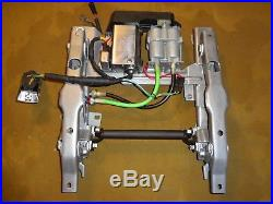 66-72 Chevelle Gto Gm 4-way Power Bucket Seat Track Large Bench Motor! Very Nice
