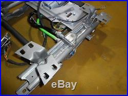 66-72 Impala Riviera B-body Gm 4-way Power Bucket Seat Track Large Bench Motor