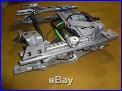 66-72 Impala Riviera Gm 4-way Power Bucket Seat Track Large Bench Motor! Nice