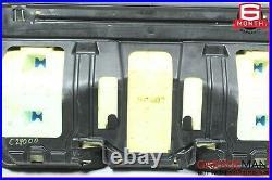 94-00 Mercedes W202 C230 C280 Rear Bench Lower Bottom Seat Cushion Cover OEM