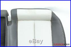 98-02 Mercedes W208 CLK55 AMG Rear Bench Back Seat Lower Cushion Cover A114 OEM