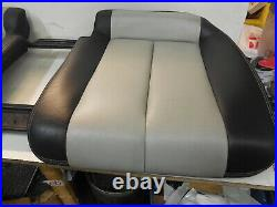 98-02 Mercedes W208 CLK55 Bench Seat Lower Cushion Cover 2089200250