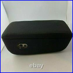 98-04 Ford RANGER Center Console Compartment Storage BENCH SEAT Armrest BLACK