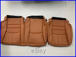 Alea leather Ram Mega cab rear bench seat cover