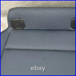 BMW 1 Series E81 Seat Cover Cloth Interior Rear Seat Bench Couch Monaco Blue