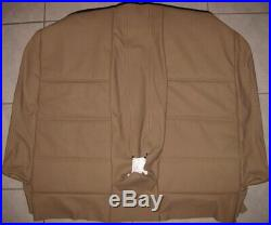 BMW E30 Convertible Cover 0295 Nature Rest Rear Seat Bench Leather Interior M3