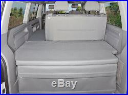 BRANDRUP Protective cover for rear pad cushion VW T6/T5 Beach with 2-seat bench