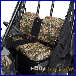 CAMO SEAT COVER for 2007 POLARIS RANGER 2x4 4x4 6x6 EFI 500 700 & CREW Bench Set