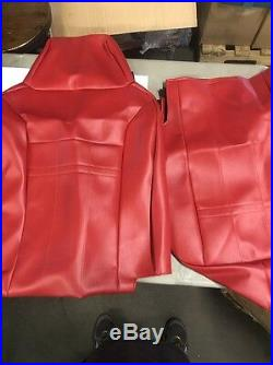 CalTrend Front Row 40/20/40 Split Bench Custom Seat Cover