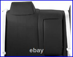 CalTrend TY517-01LD Rear Seat 40/60 Split Bench Cover Leather Toyota Highlander