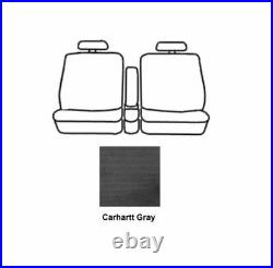 Covercraft SSC3435CAGY Carhartt Gravel Front Row Bench Seat Cover for Ram 1500