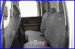 Covercraft SSC3477CAGY Seat Cover Split Bench for 19-20 F-150 F-250 F-350