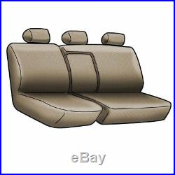 Coverking Custom Fit Rear 60/40 Bench Seat Cover 2010-2015 Toyota Prius