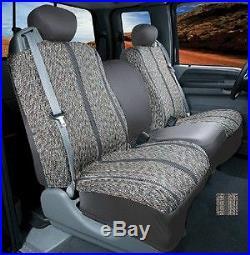Custom Saddleblanket Bench Seat Cover 1968-1992 Full Size Trucks