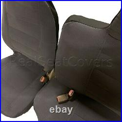 DG 98 2001 Front High Back 60/40 Split Bench Seat Cover for Ford Ranger A77
