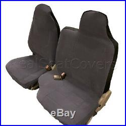 DG 98 2003 Front High Back 60/40 Split Bench Seat Cover for Mazda B-Series A77
