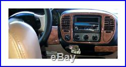 Dash Kit Cover Trim for Ford F-150 00-03 with bench seats, dual cup holder FD-30B