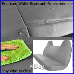 F23 PUGR Ford F-Series Regular or Super Cab Front or Rear Solid Bench Seat Cover
