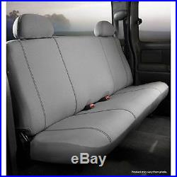 FIA SP87-7 Gray Bench Seat COVER Gray Fits 99-07 Ford Super Duty
