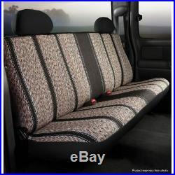 FIA TR42-40BLACK Wrangler Series Rear Bench Seat Cover Black 2010-2017 Ram 2500
