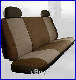 Fia OE39-2TAUPE OE Series Front Bench Seat Cover