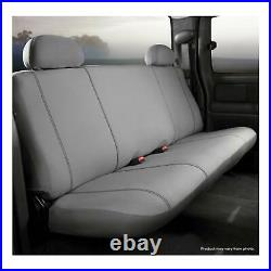 Fia SP87-7 GRAY Front Bench Seat Cover for 99-07 F-250/F-350/F-450 Super Duty