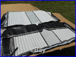 Ford Bench Seat Cover Set Falcon two door Sedan 1965