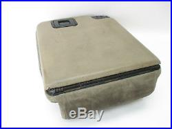 Ford F250 F350 Excursion Super Duty Center Jumpseat Console Armrest Tan 99-10