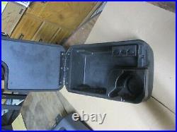 Ford Ranger 2 Bolt Center Console Arm Rest Cup Holder Black 1998-2004