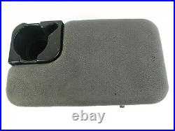 Ford Ranger Mazda B Series 2 Bolt Center Console Arm Rest Cup Holder Gray 98-04