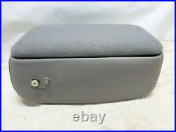 Ford Ranger Mazda B Series 2 Bolt Center Console Arm Rest LID Top L. Grey 98-04