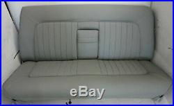Ford Zodiac Mk3 Front Seat Bench Cover